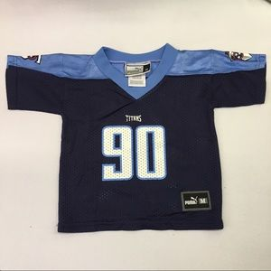 Vintage Tennessee Titans Jersey